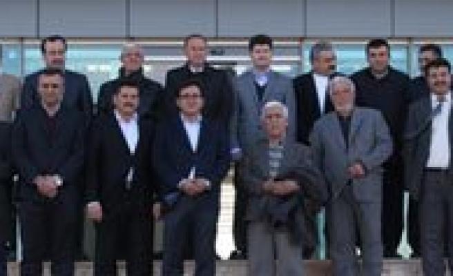 Milletvekili Akgün Gevher Hatun Koleji'ni Ziyaret Etti