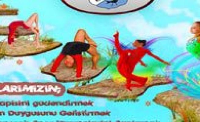 Jimnastik Kurs Kayitlari Basladi