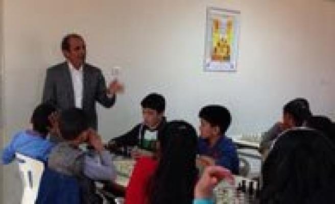 Okullararasi Satranç Il Birinciligi Müsabakalari Basliyor