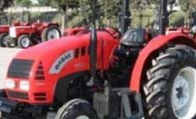 Güvenli Traktör Kullanimi Egitimi Verildi