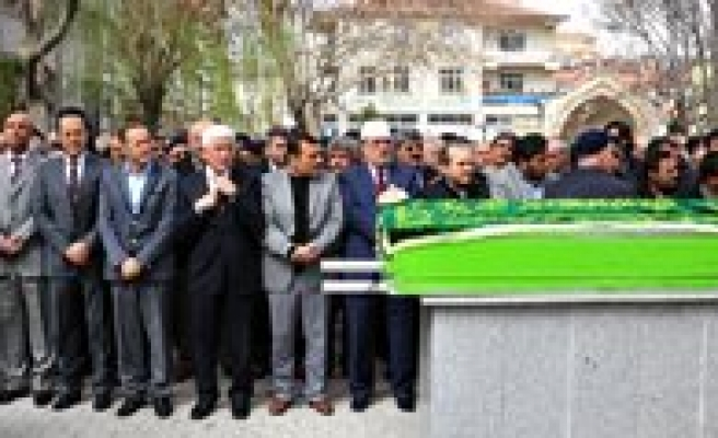 Mevlüt Akgün'ün Amcasi Topraga Verildi