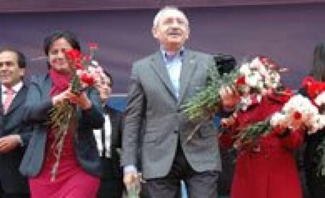 "CHP Genel Baskani Kemal Kiliçdaroglu: ""Elinizi Vicdaniniza Koyup Öyle Oy Kullanin"""