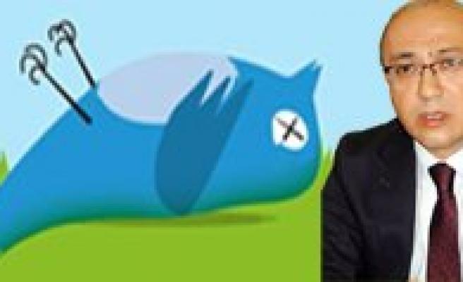 Ulastirma Bakani Elvan'dan Twitter Açiklamasi