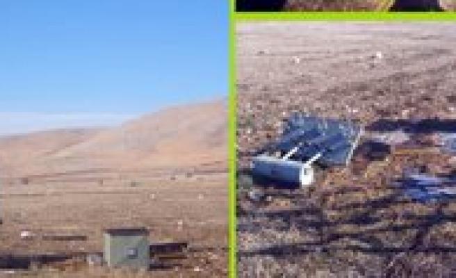 Trafo Hirsizlari Kazimkarabekirli Çiftçiyi 100 Bin Lira Zarara Ugratti