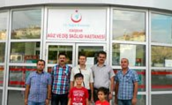 Karaman Agiz Ve Dis Sagligi Merkezi Yeni Yerine Hazirlaniyor