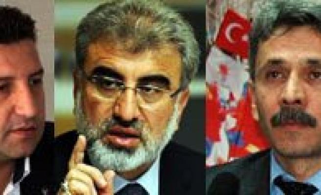 AK Parti Merkez Ilçede Akça ve Selçuk Yarisacak