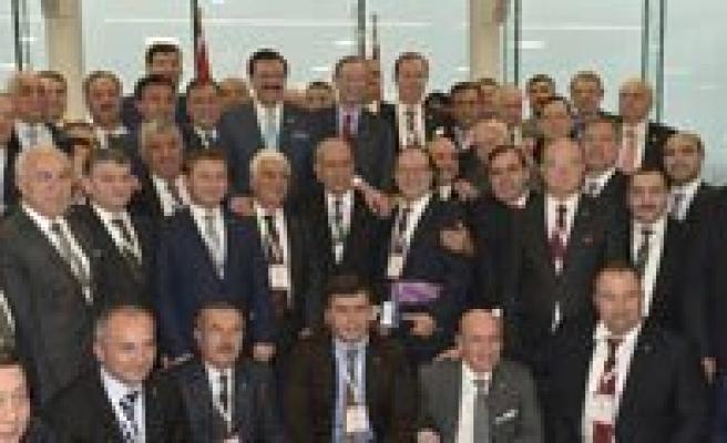 Bastug Avusturya Ekonomi Odasi (WKÖ) Ödül Törenine Katildi