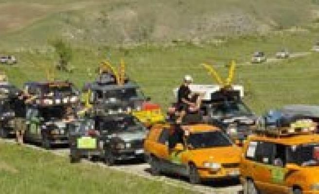 Allgau – Orient Dostluk Ve Baris Rallisinde Ilimiz De Güzergâhlar Arasinda Yer Aliyor