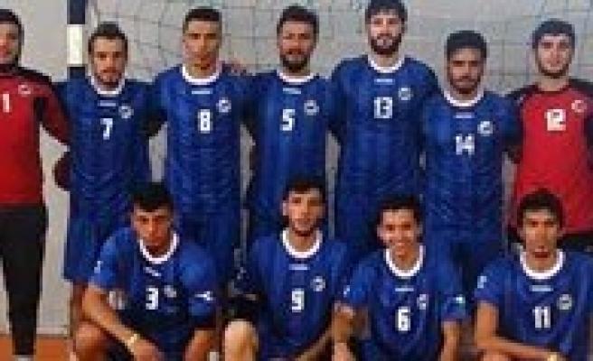 KMÜ Erkek Hentbol Takimi 1. Lig'de