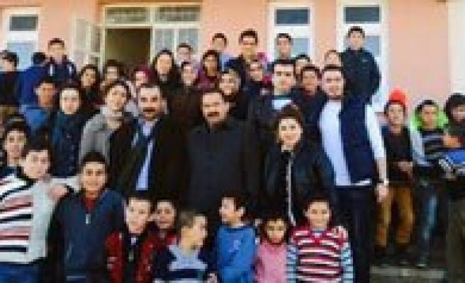 KMÜ'nün 'Karanliktan Aydinliga' Projesi 'Çig' Gibi Büyüyor