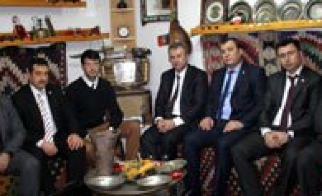 HAK-SEN Genel Baskani Çivi: HAK-SEN'in Vizyonu Karaman'da Kabul Gördü