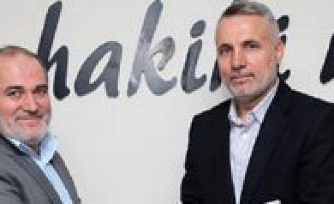 Ayrancililar Derneginden KMÜ Rektör Yardimcisi Prof. Dr. Karatas'a Ziyaret