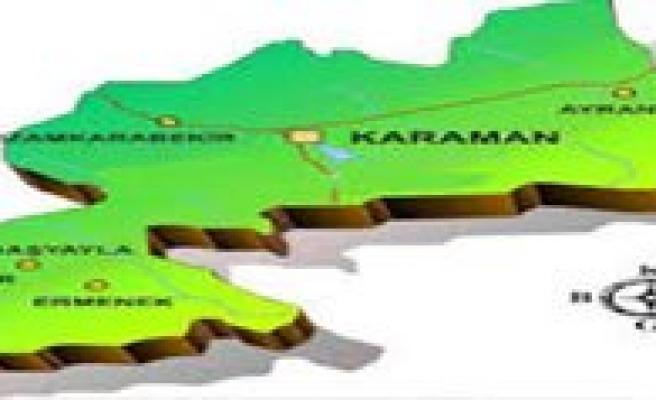 Karaman'in Ortalama Hanehalki Büyüklügü Azaldi