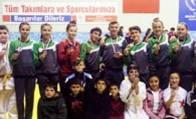 Karamanli Judocular Bos Dönmüyor