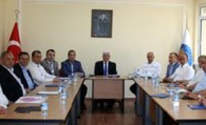 Karaman'in Marka Sehir Olma Yolunda Ilk Adimlar Atildi