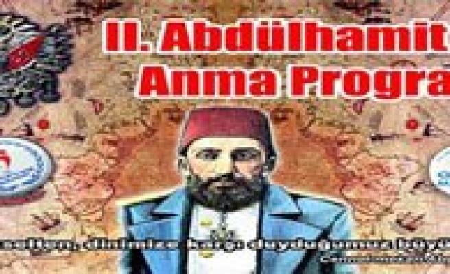 Cennet Mekân Sultan Abdülhamid Han