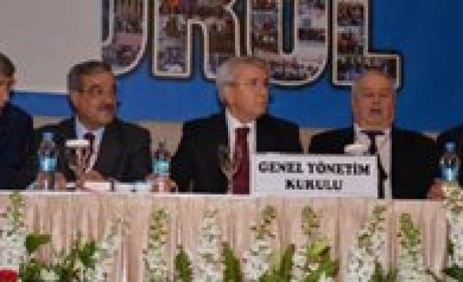 TEKSIF Sendikasi Genel Baskani Irgat Güven Tazeledi