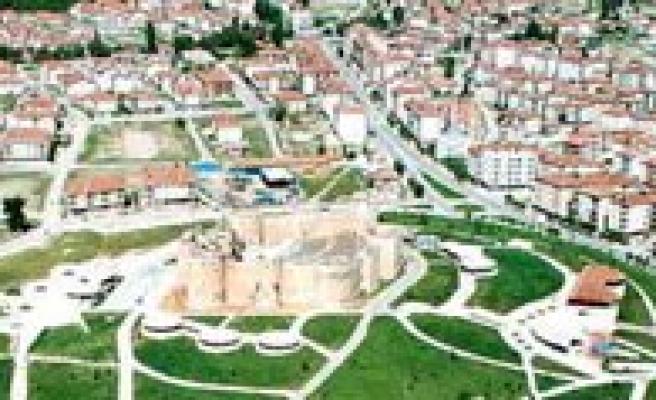 Türkiye'nin Ilk Akilli Sehri Karaman Olacak