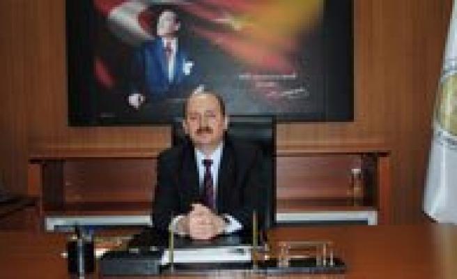 Öztiryaki, Daire Baskan Olarak Atandi