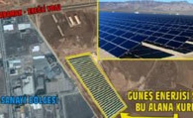 Karaman Belediyesi Günes Enerjisi Santrali Kuruyor