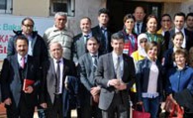 Saglik Hizmetleri Istisare Toplantisi Kâzimkarabekir'de Yapildi