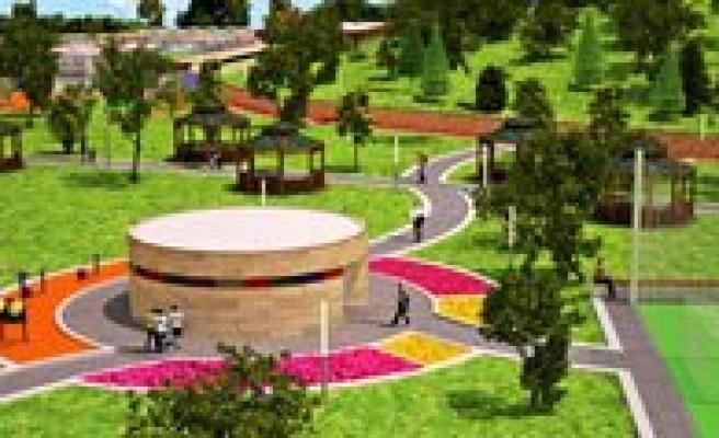 Necmettin Erbakan Parki Ihale Edildi