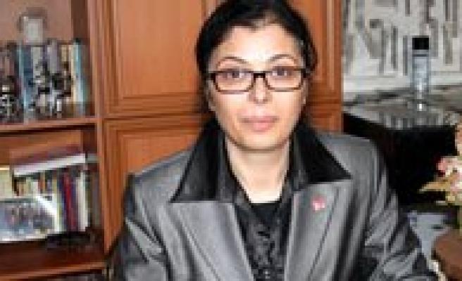 CHP Milletvekili Aday Adayi Girgin: Atatürk'ün Partisinden Aday Olmak Büyük Bir Seref