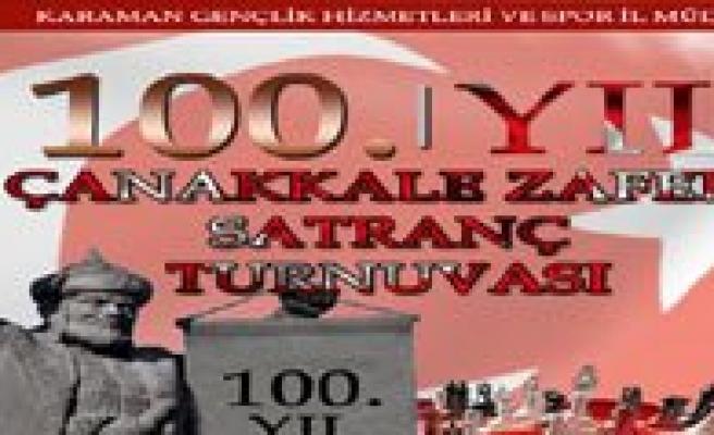 Karaman'da Satranç Dolu Günler Basliyor