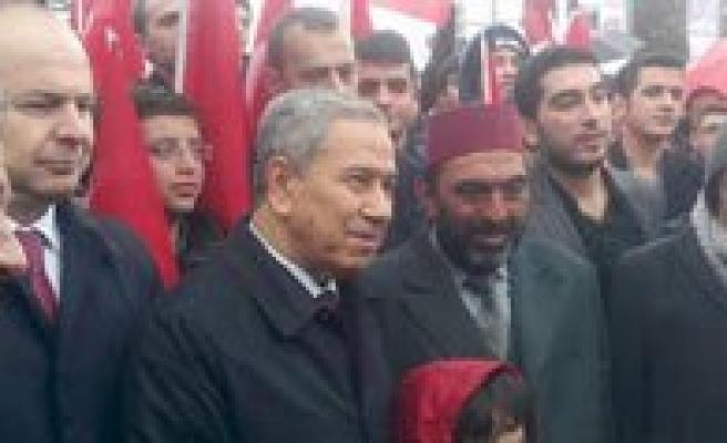 Genç Mehmet Akif'ler Ankara'da Bulustu