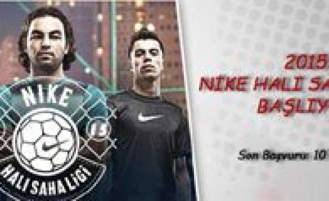 2015 Nike Hali Saha Ligi Kayitlari Basladi