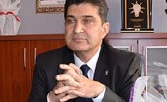 AK Parti Il Baskani Ünlü: Karaman Bakanina Sahip Çikiyor