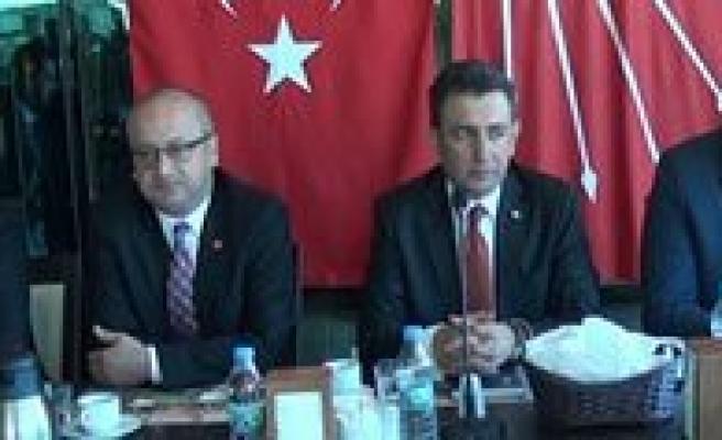 Ünver: CHP'yi Karaman'da Eski Günlerine Kavusturacagiz