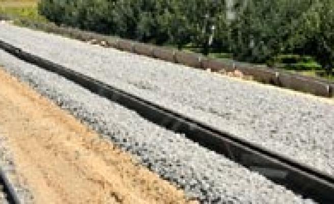 Çift Hat Hizli Tren Yol Çalismalari Hizla Devam Ediyor