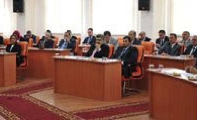 Belediye Meclisi Nisan Toplantilari Basliyor