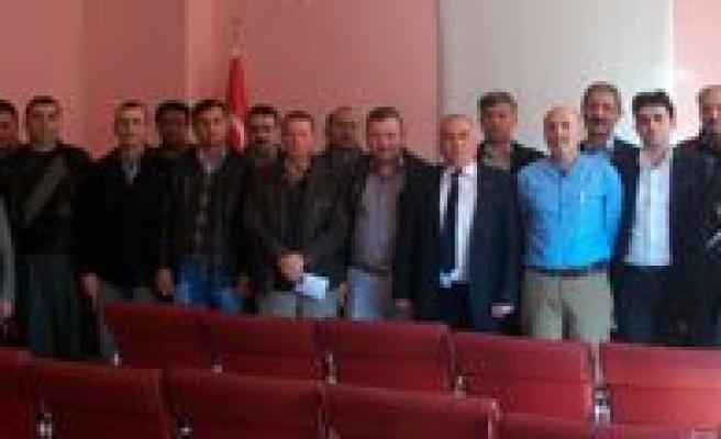 Ahmet Yenilmez Anisina Yeni Bir Kooperatif Kuruldu