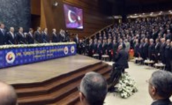 8. Türkiye Ticaret Ve Sanayi Surasi Yapildi