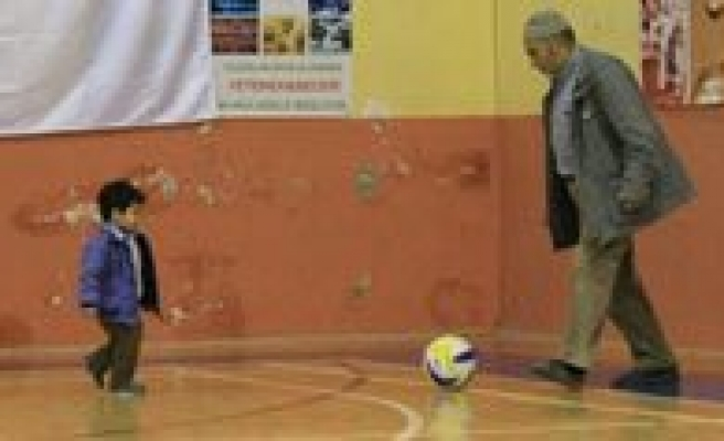 Dede Ve Torunun Spor Aski