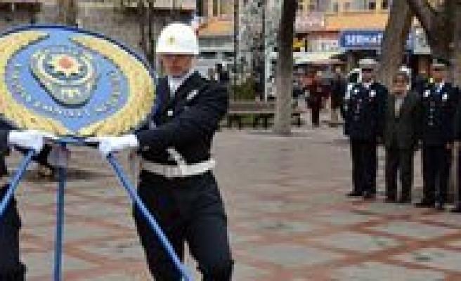 Türk Polis Teskilati'nin 170. Kurulus Yildönümü