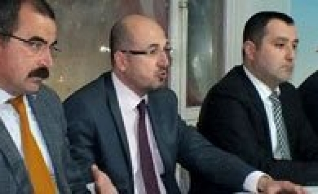 MHP'de Istisare Toplantisi Yapildi