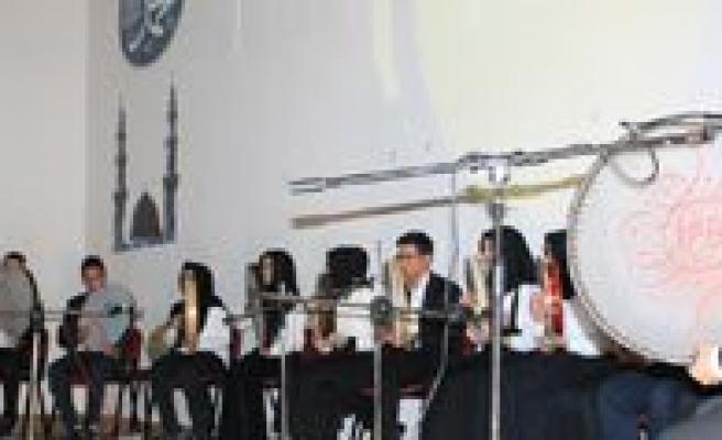 Gençlik Merkezinden Muhtesem Kutlu Dogum Haftasi Programi