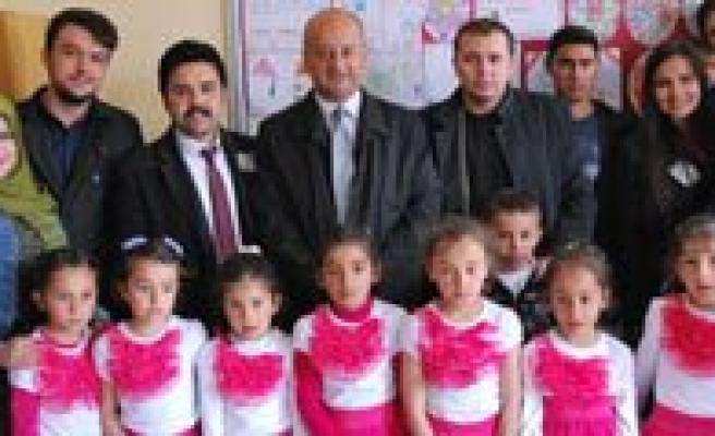 CHP, 23 Nisan'i Morcali Köyünde Kutladi