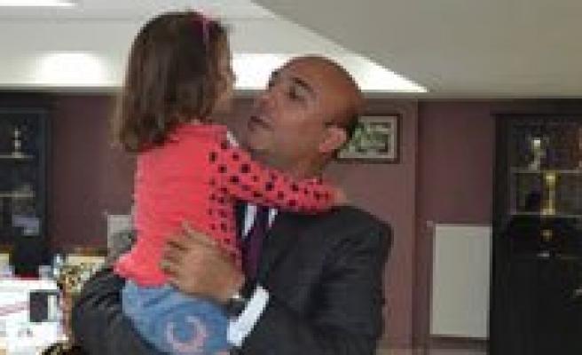 Çocuklarimiz, Umutlarimiz; Yarinlarimiz Projesi Tanitilacak