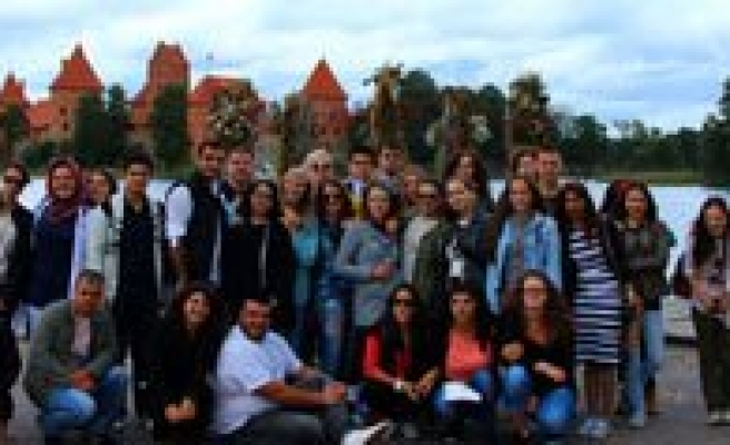 KOP Bölgesi Gençlerine Avrupa'da Staji Imkâni