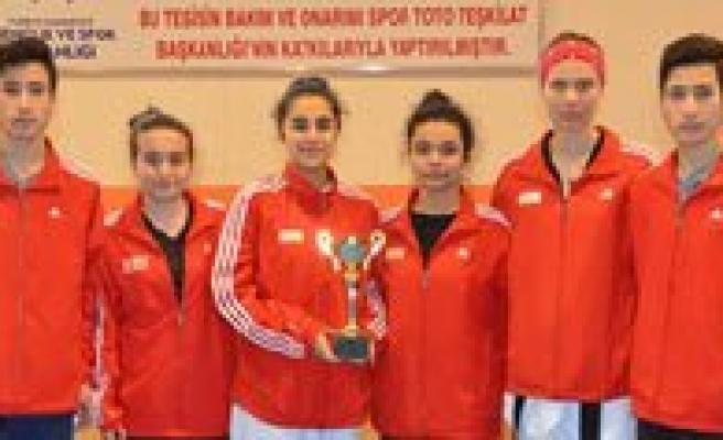 Taekwondocularimiz Almanya Yolcusu