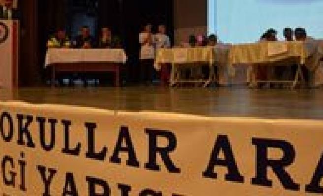 Karaman`da Okullar Arasi Bilgi Yarismasi