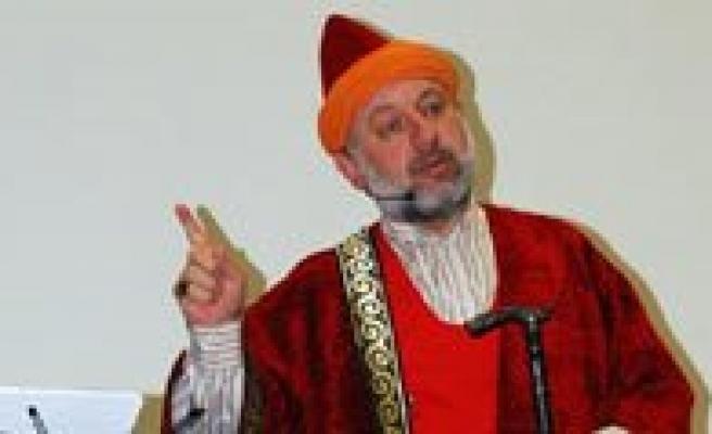 Meddah Yusuf Duru KMÜ'de Sahne Aldi