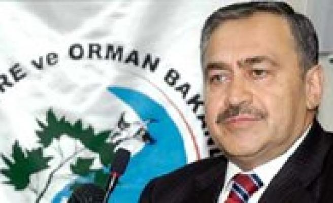 Orman Ve Su Isleri Bakani Prof. Dr. Veysel Eroglu'ndan Karaman'a Müjde…