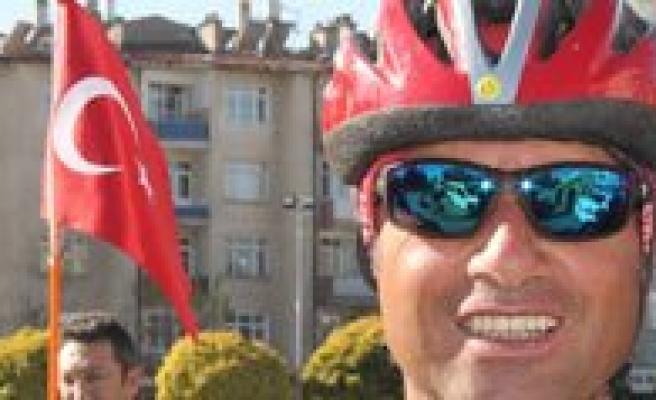 Bisiklet Antrenörü Ünlü'ye Büyük Görev