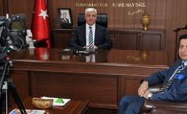 Karaman Ülke Tv'de