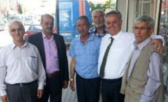 Milletvekili Adayi Seker'in Seçim Çalismalari Sürüyor